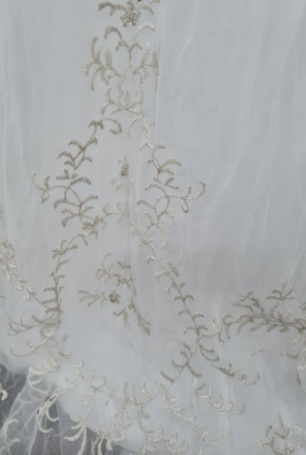 Bespoke / Other – Size 24 A-Line dress | Second hand wedding dresses Quakers Hill - 3