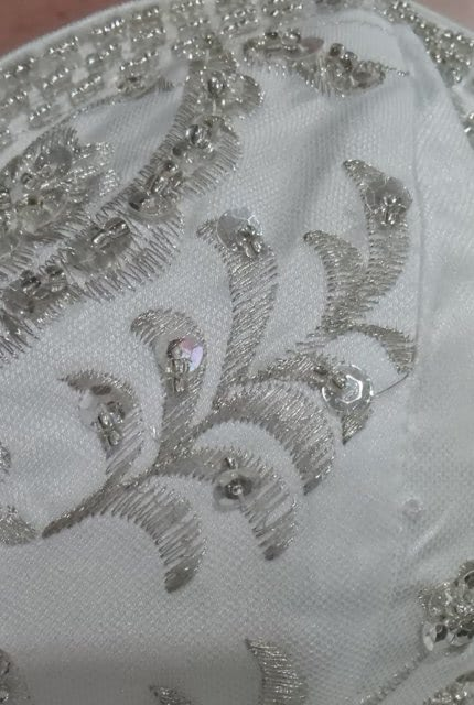 Bespoke / Other – Size 24 A-Line dress | Second hand wedding dresses Quakers Hill - 5