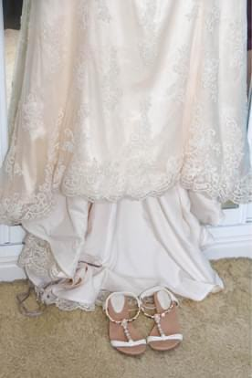 Maggie Sottero – Size 20 Fit and Flare dress | Second hand wedding dresses Charlestown - 2