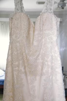 Maggie Sottero – Size 20 Fit and Flare dress | Second hand wedding dresses Charlestown - 3