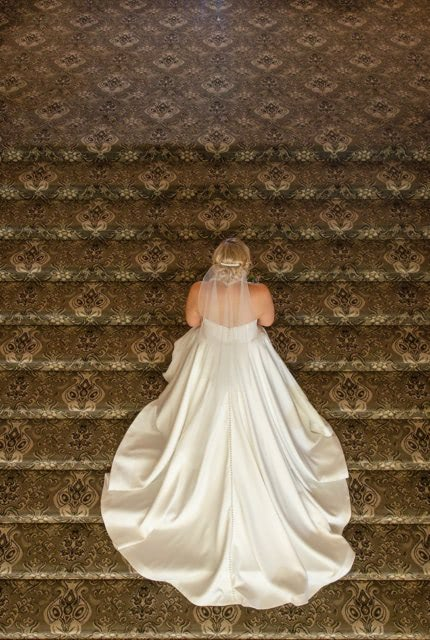 Justin Alexander – Size 16 Ball Gown dress   Second hand wedding dresses Banyo - 4