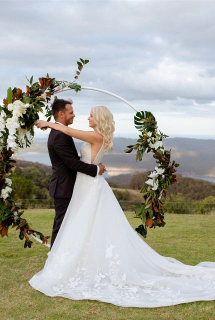 Bespoke / Other – Size 10 A-Line dress | Second hand wedding dresses Mermaid Waters, 4218, QLD - 3