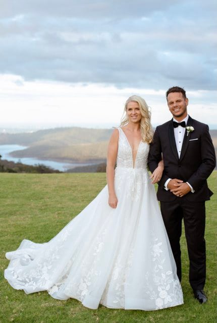 Bespoke / Other – Size 10 A-Line dress | Second hand wedding dresses Mermaid Waters, 4218, QLD - Size 10