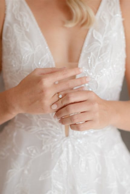 Bespoke / Other – Size 10 A-Line dress | Second hand wedding dresses Mermaid Waters, 4218, QLD - 6
