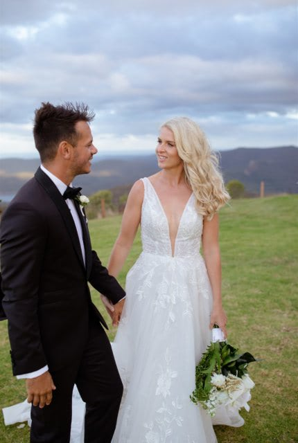 Bespoke / Other – Size 10 A-Line dress | Second hand wedding dresses Mermaid Waters, 4218, QLD - 7
