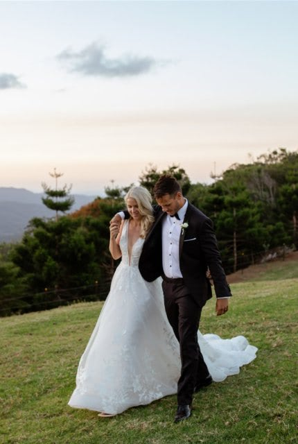 Bespoke / Other – Size 10 A-Line dress | Second hand wedding dresses Mermaid Waters, 4218, QLD - 10