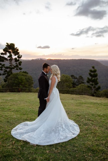 Bespoke / Other – Size 10 A-Line dress | Second hand wedding dresses Mermaid Waters, 4218, QLD - 9