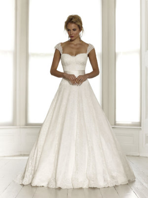 Ball Gown dress by Sassi Holford