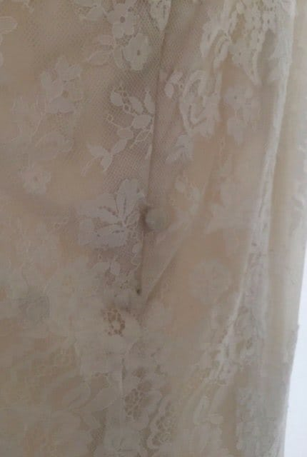 Private Label By G – Size 6 Fishtail dress   Second hand wedding dresses North Willoughby - 4