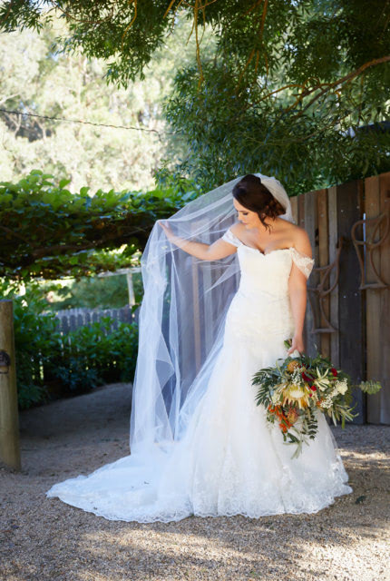 Justin Alexander – Size 12 Fit and Flare dress   Second hand wedding dresses Seaford - Size 12