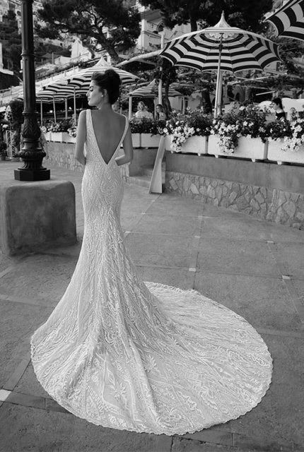 Bespoke / Other – Size 10 Fit and Flare dress | Second hand wedding dresses 3161 - 3