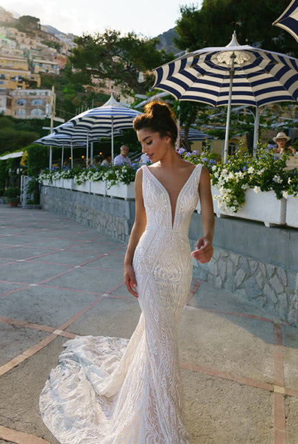 Bespoke / Other – Size 10 Fit and Flare dress | Second hand wedding dresses 3161 - Size 10