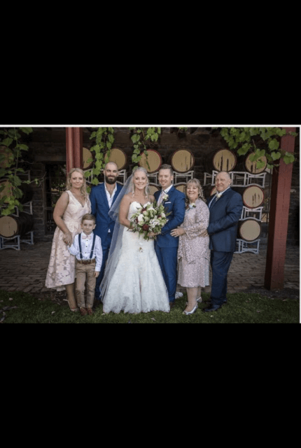 Allure Bridals – Size 12 Fit and Flare dress   Second hand wedding dresses Sunbury - 6