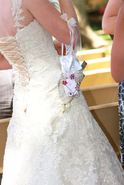Maggie Sottero – Size 6 Fit and Flare dress | Second hand wedding dresses Evanston Gardens - 4