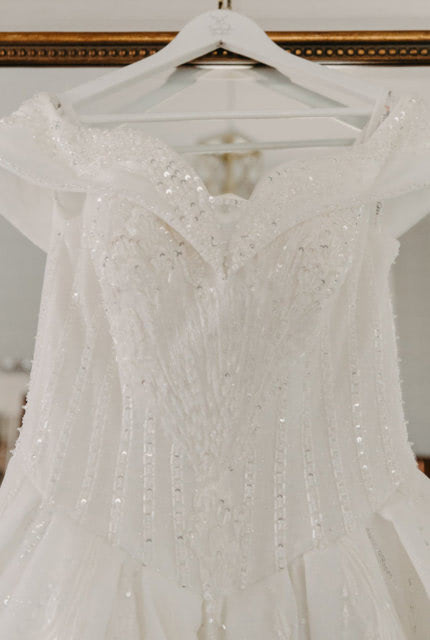 Bespoke / Other – Size 12 Ball Gown dress | Second hand wedding dresses Theresa Park - 5