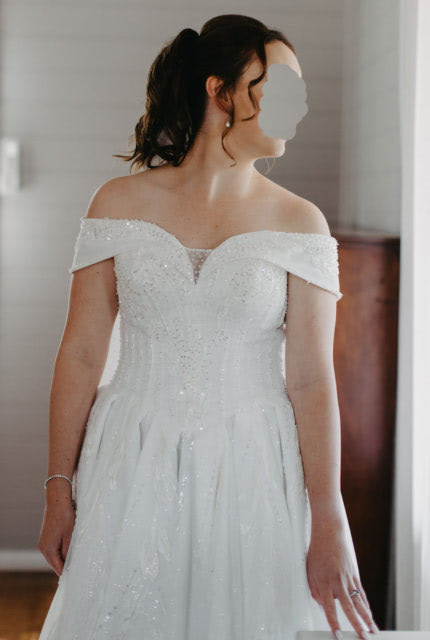 Bespoke / Other – Size 12 Ball Gown dress | Second hand wedding dresses Theresa Park - 2