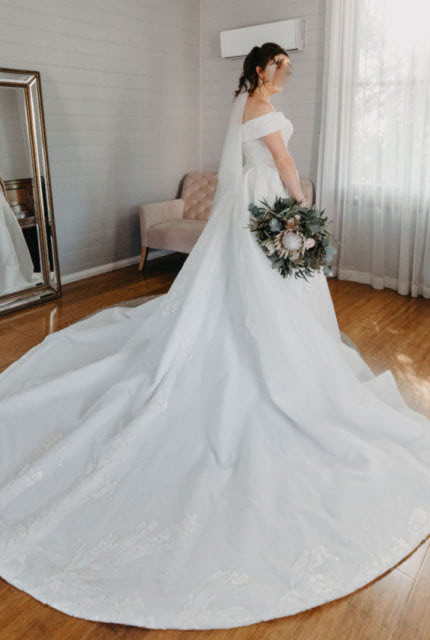 Bespoke / Other – Size 12 Ball Gown dress | Second hand wedding dresses Theresa Park - 3