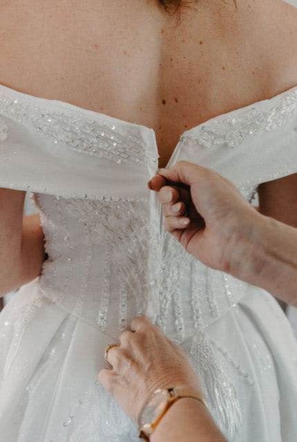 Bespoke / Other – Size 12 Ball Gown dress | Second hand wedding dresses Theresa Park - 4