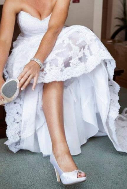 Maggie Sottero – Size 10 A-Line dress | Second hand wedding dresses NGUNNAWAL - 4