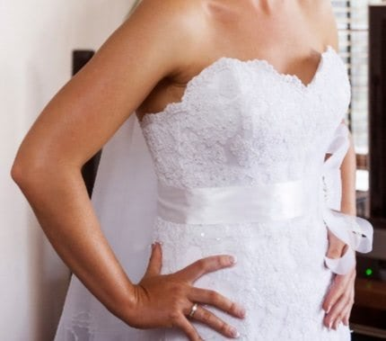 Maggie Sottero – Size 10 A-Line dress | Second hand wedding dresses NGUNNAWAL - Size 10