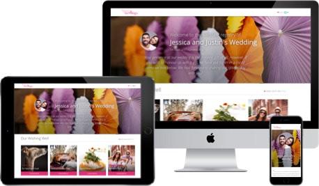 Wedding Wishing Well Easy Weddings Easy Weddings Gift Registry